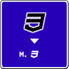 CSS3の紋章
