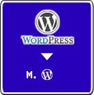 WordPressの紋章